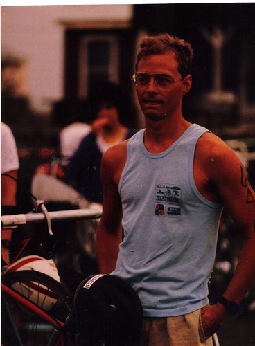 Bill triathlon