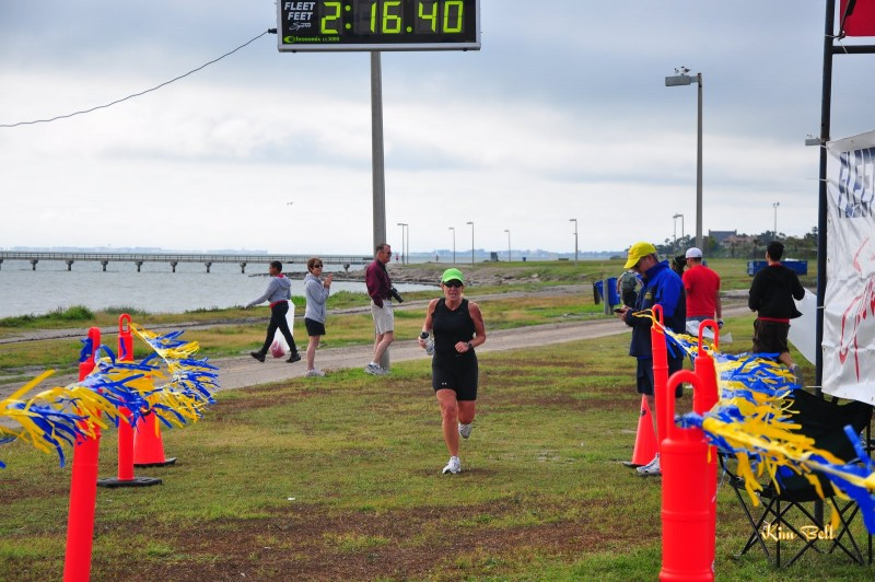 Corpus Christi Duathlon, 2nd in my division.